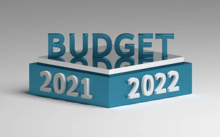 Budget 21-22